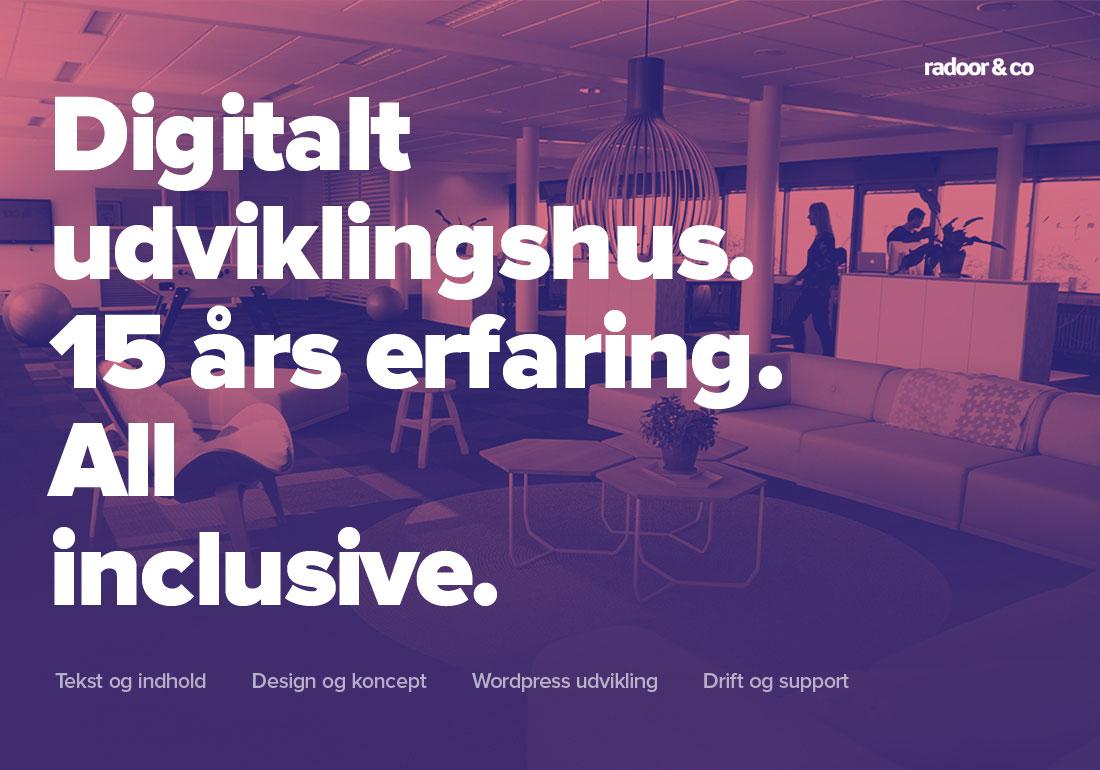 radoor & co | webbureau i Odense