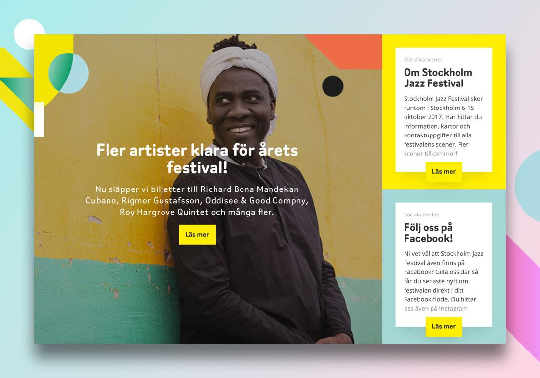 Stockholm Jazz Festival 2017