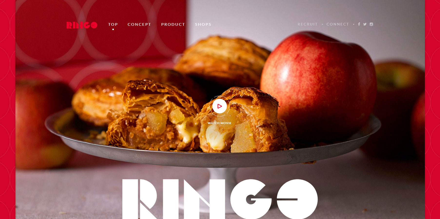 FUU RINGO | RINGO - Website of the Day