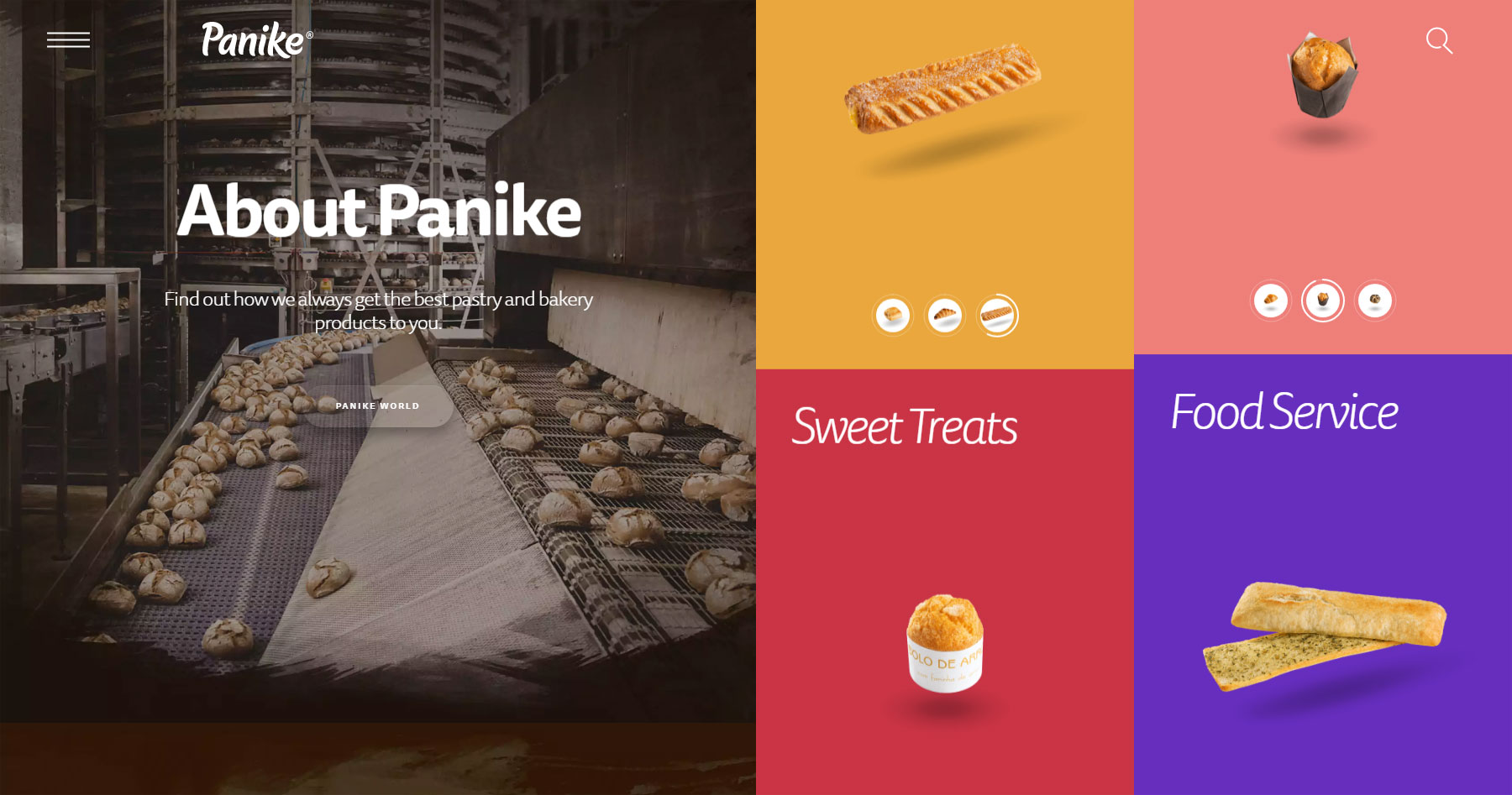 Panike - Website of the Day