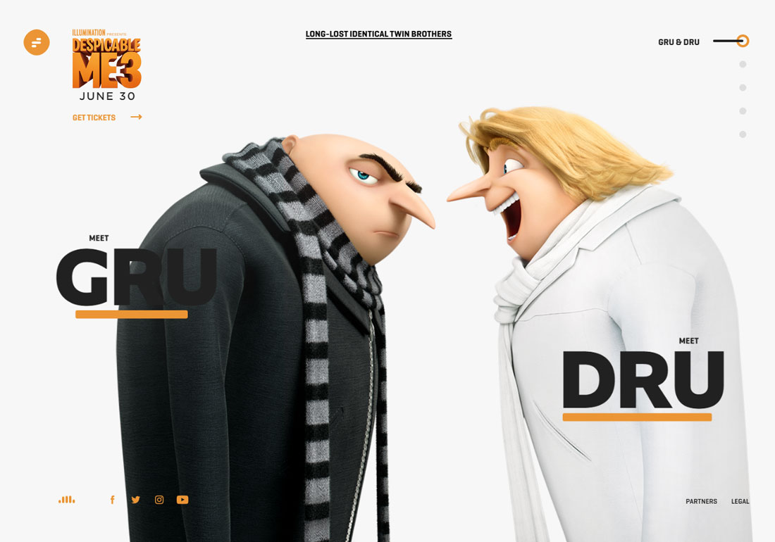 Despicable Me 3 Css Winner