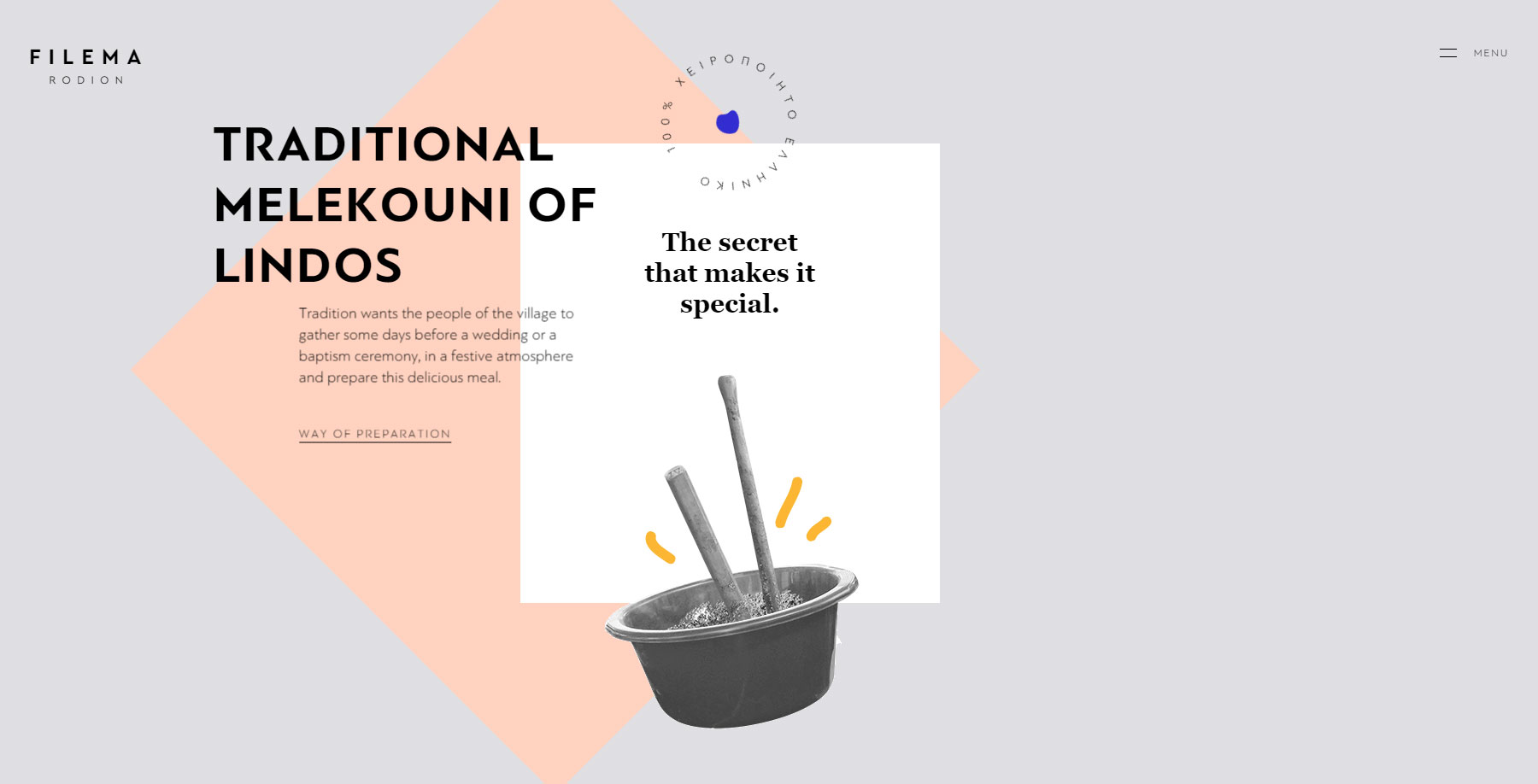 Filema Rodion - Website of the Day