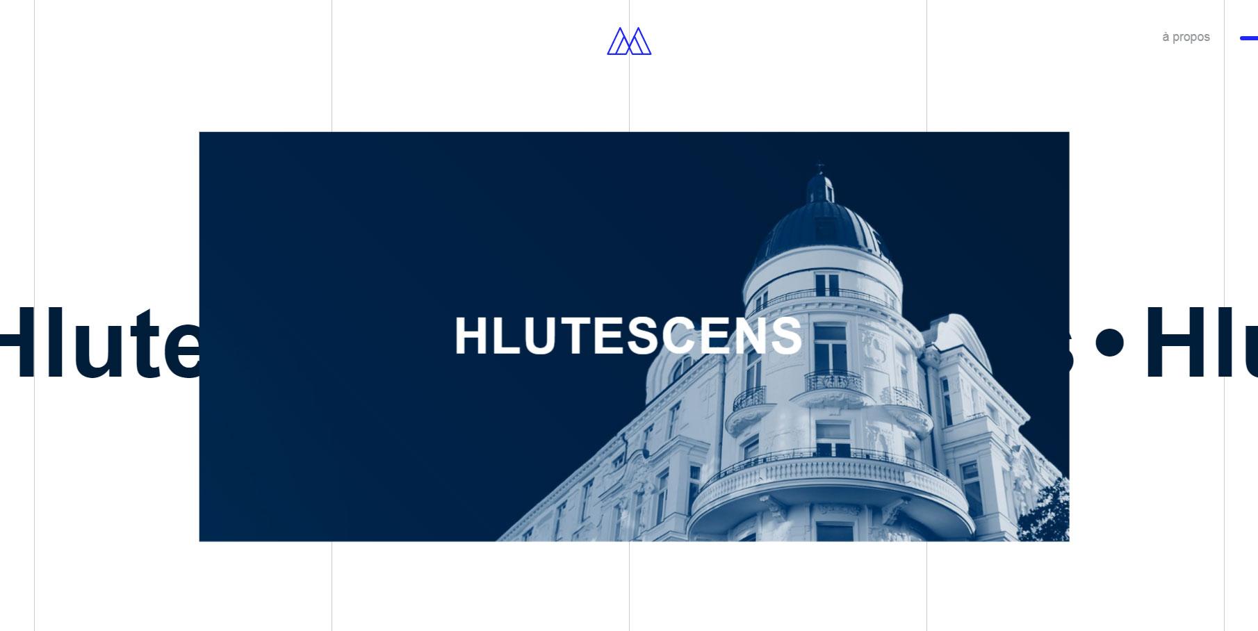Matthieu Mamert Designer - Website of the Day