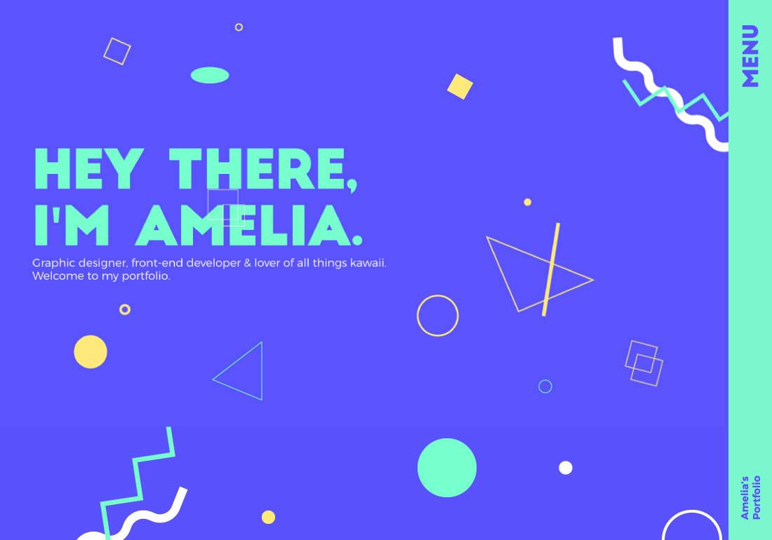Amelia Thompson's Portfolio