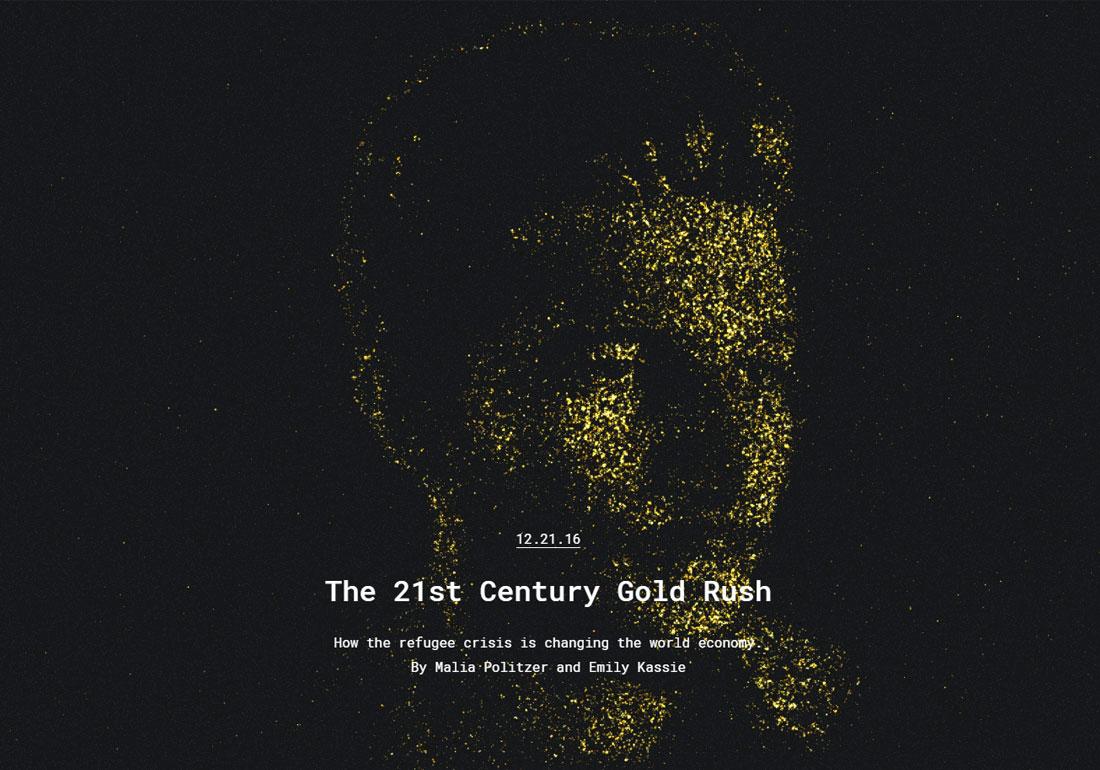 The 21st Century Gold Rush