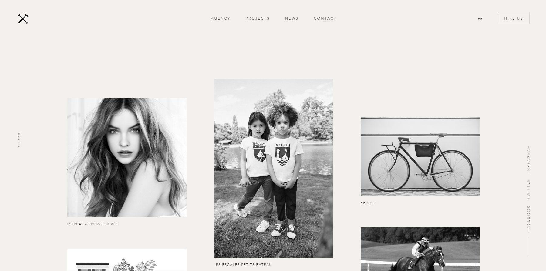 Belle Epoque - Website of the Day