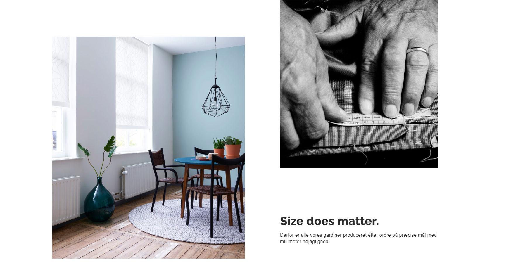 Stila website - Website of the Day