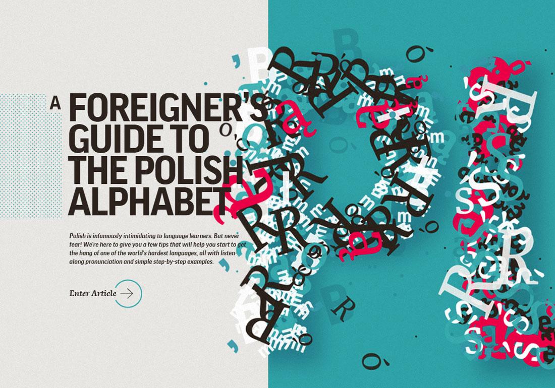 Guide to the Polish Alphabet