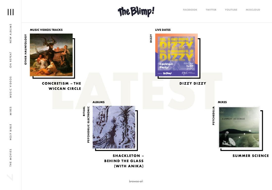 The Blimp!