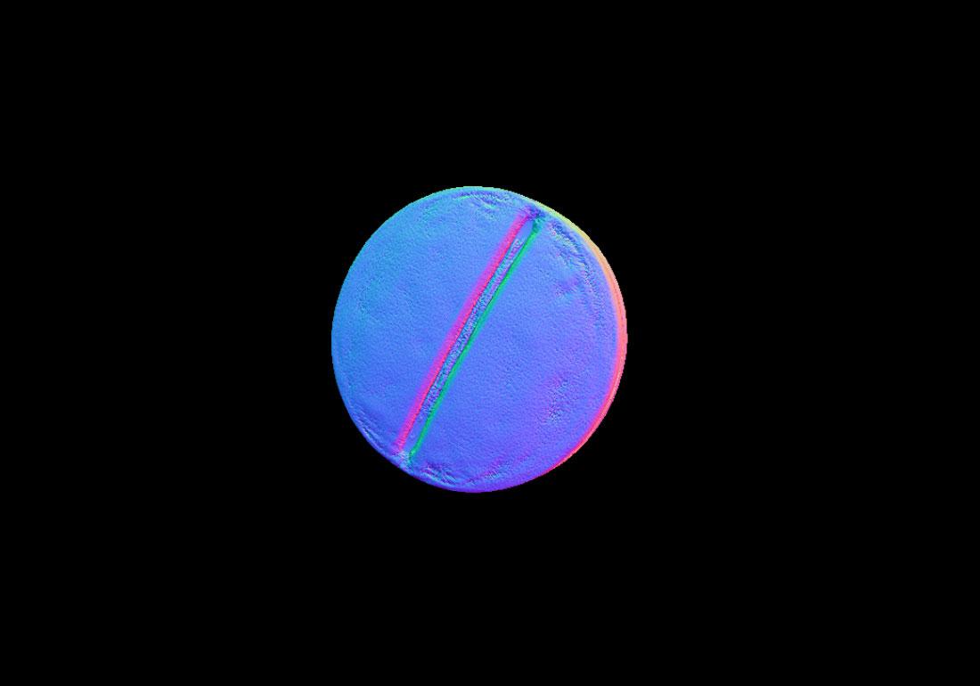 A pill is a moon
