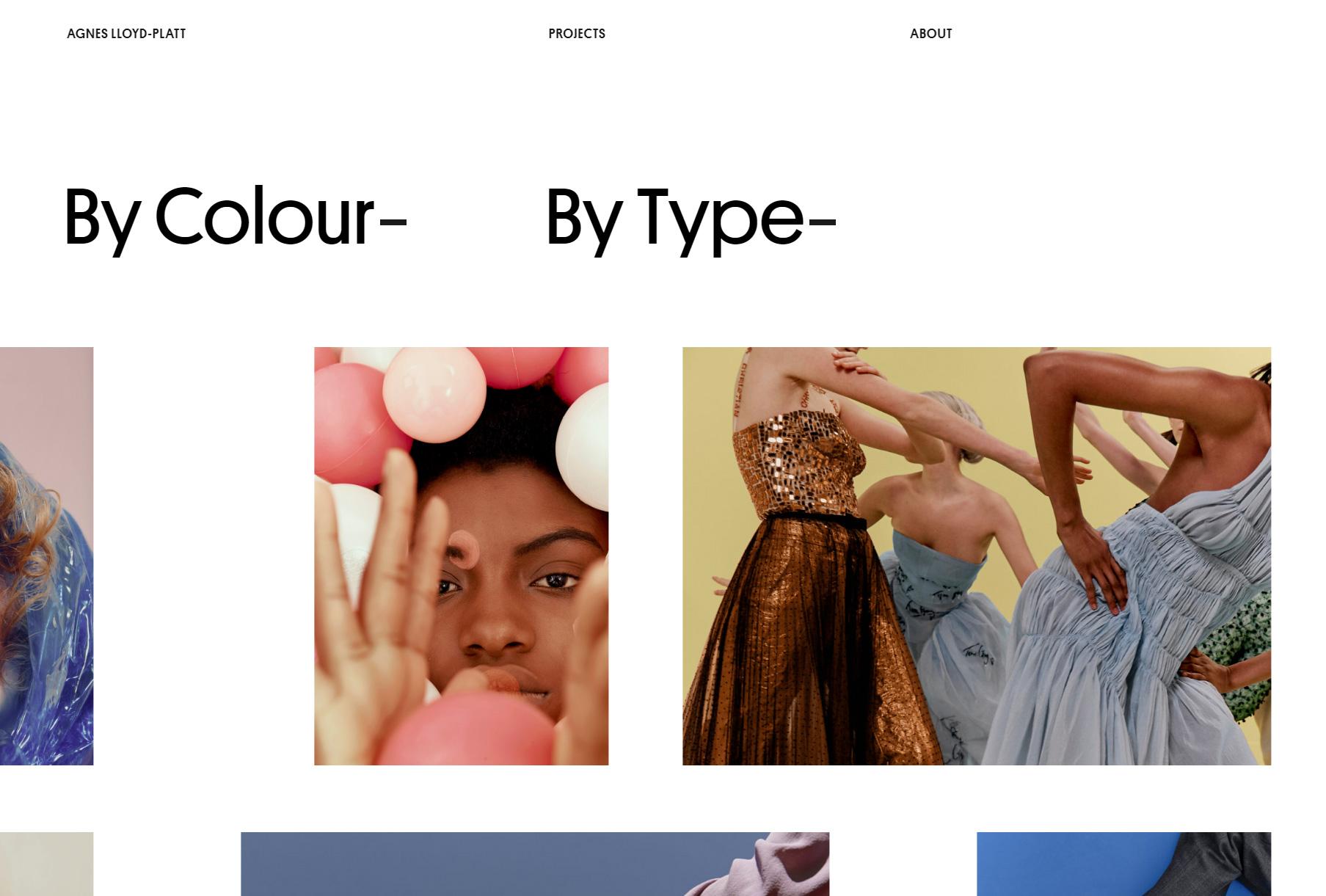 Agnes Lloyd-Platt - Website of the Day