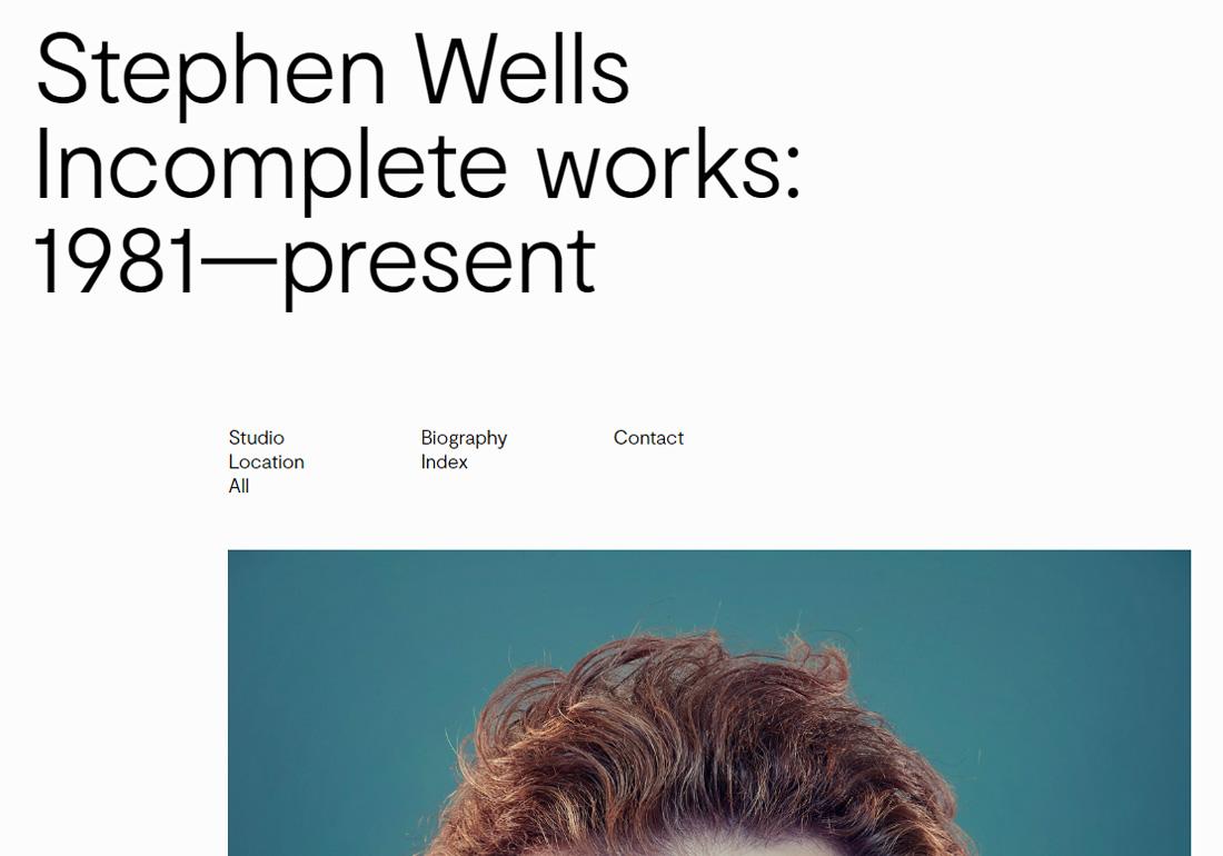 Stephen Wells