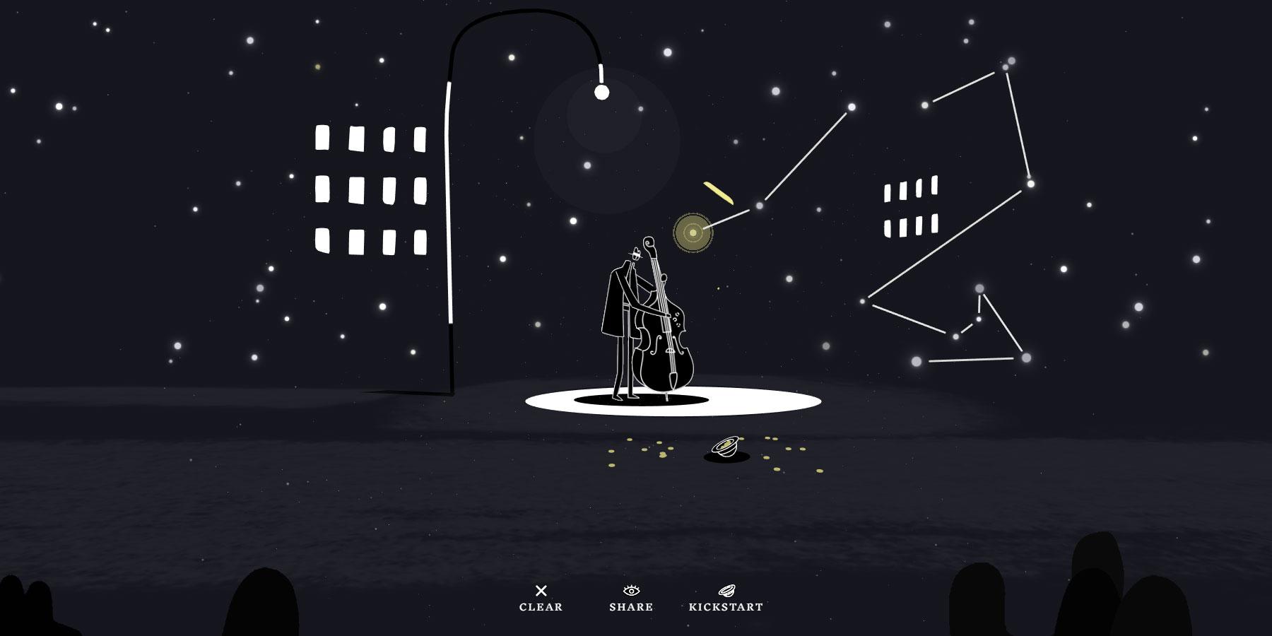 Genesis Noir - Busk 'til Dusk - Website of the Day
