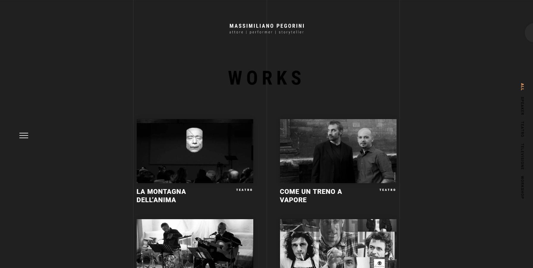 Massimiliano Pegorini - Website of the Day