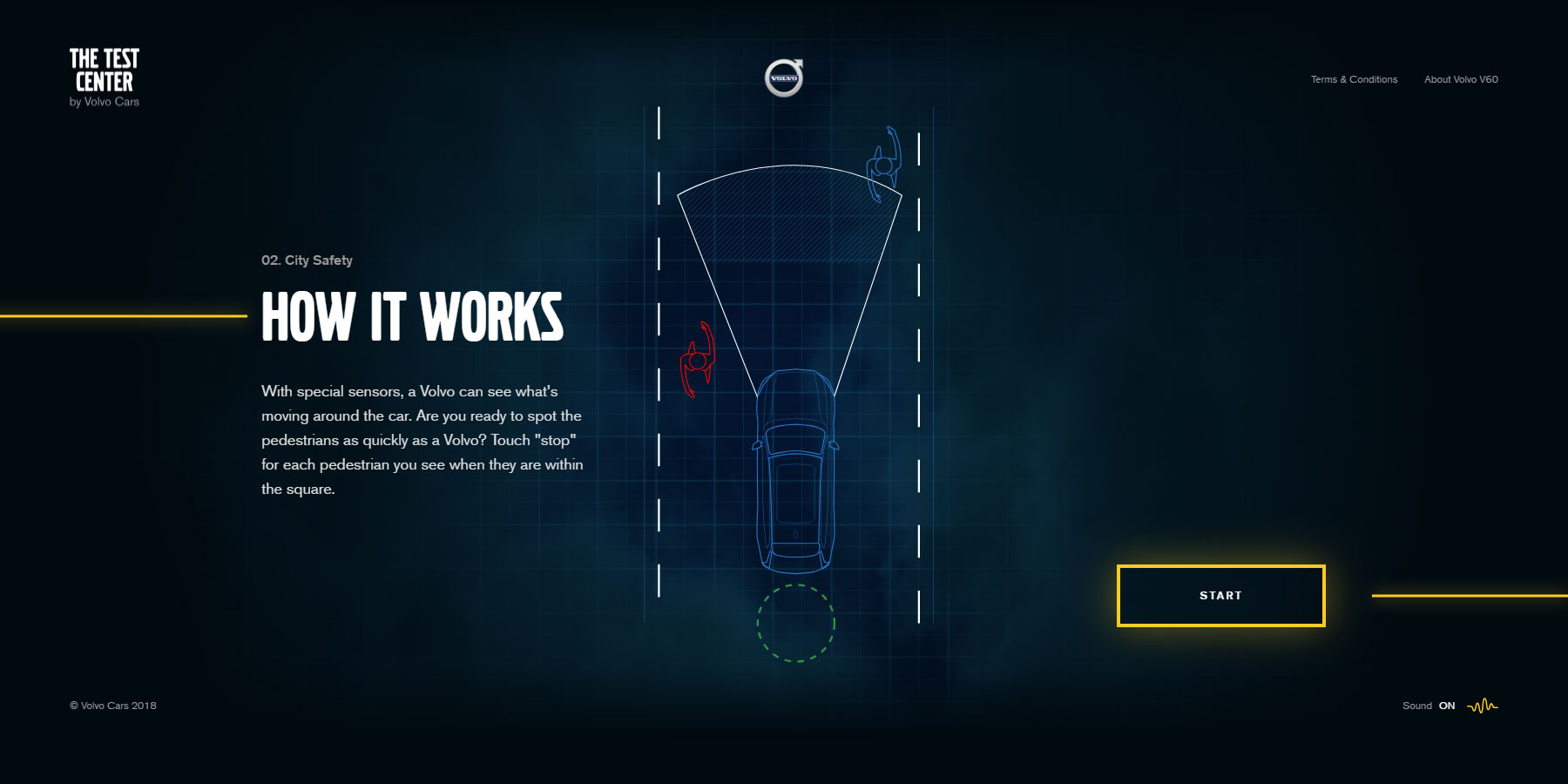 The Test Center by Volvo Cars - Website of the Day