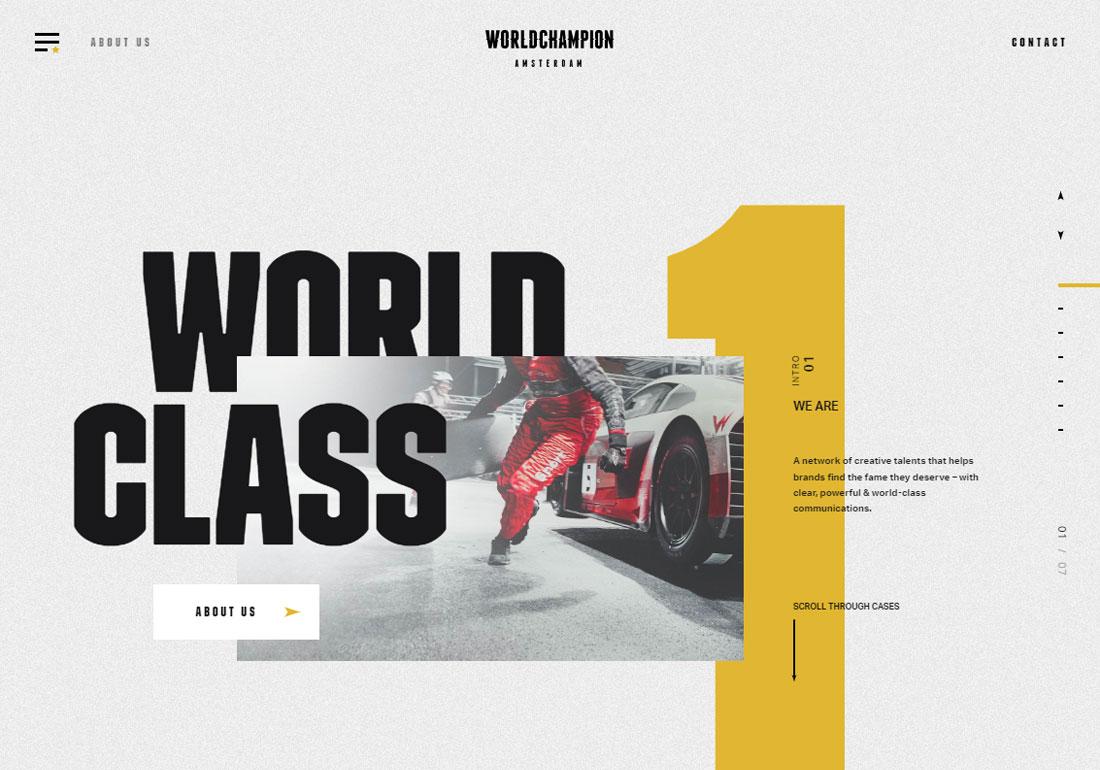 World Champion Amsterdam