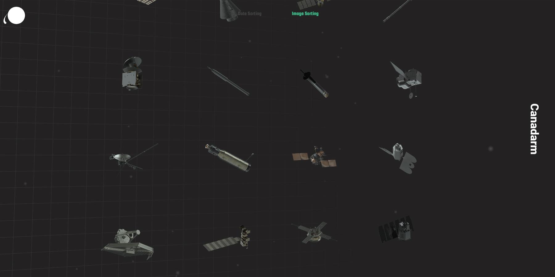 NASA SPACECRAFT - Website of the Day