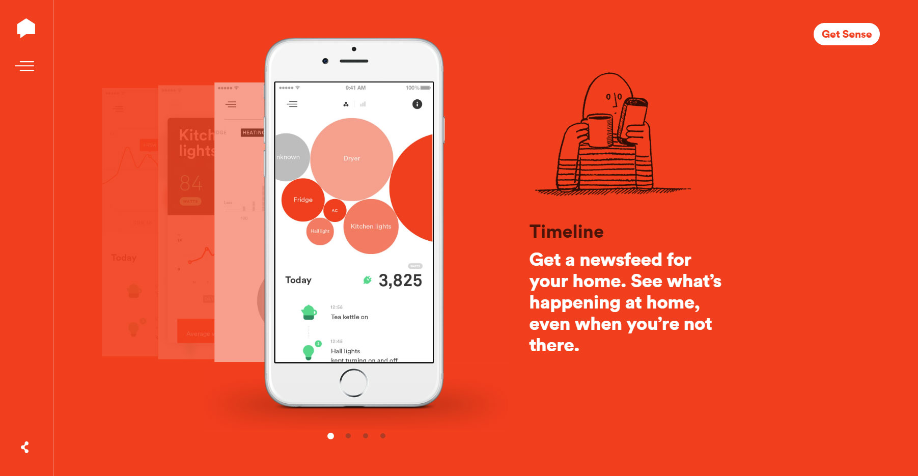 Sense.com - Website of the Day