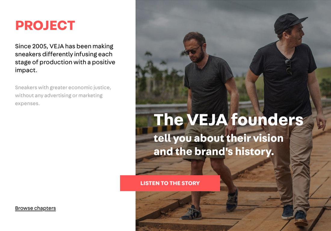 VEJA Project