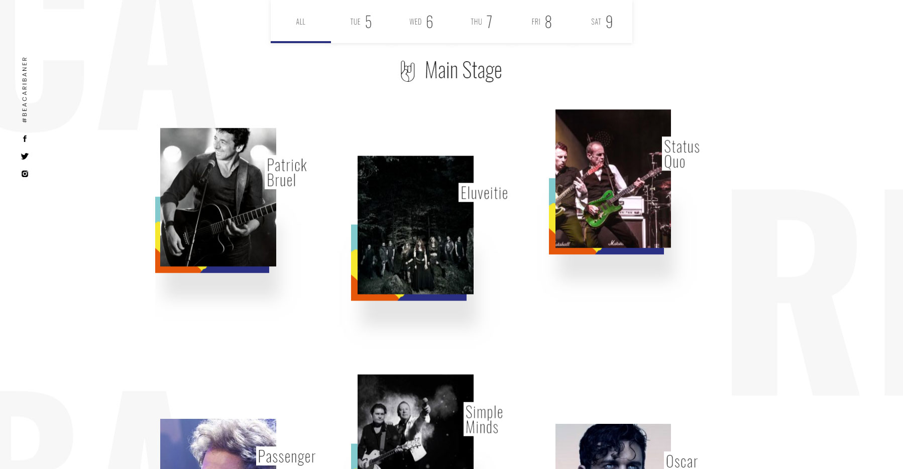 Caribana Festival - Website of the Day