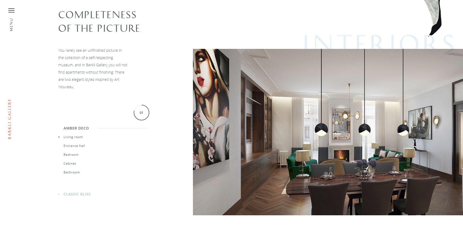 Barkli Gallery - Website of the Day