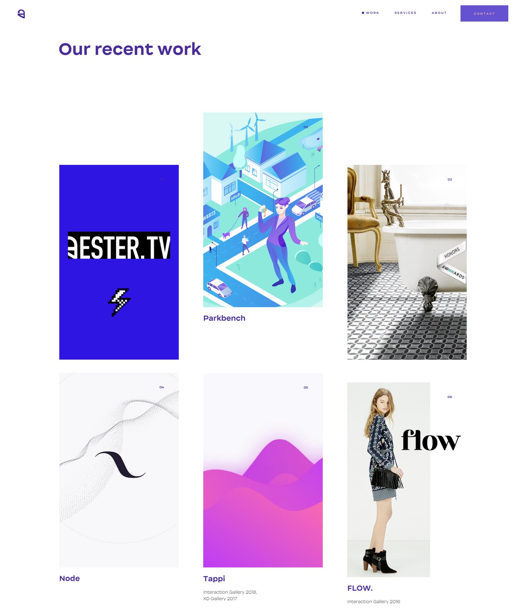 Ester Digital - Website of the Day