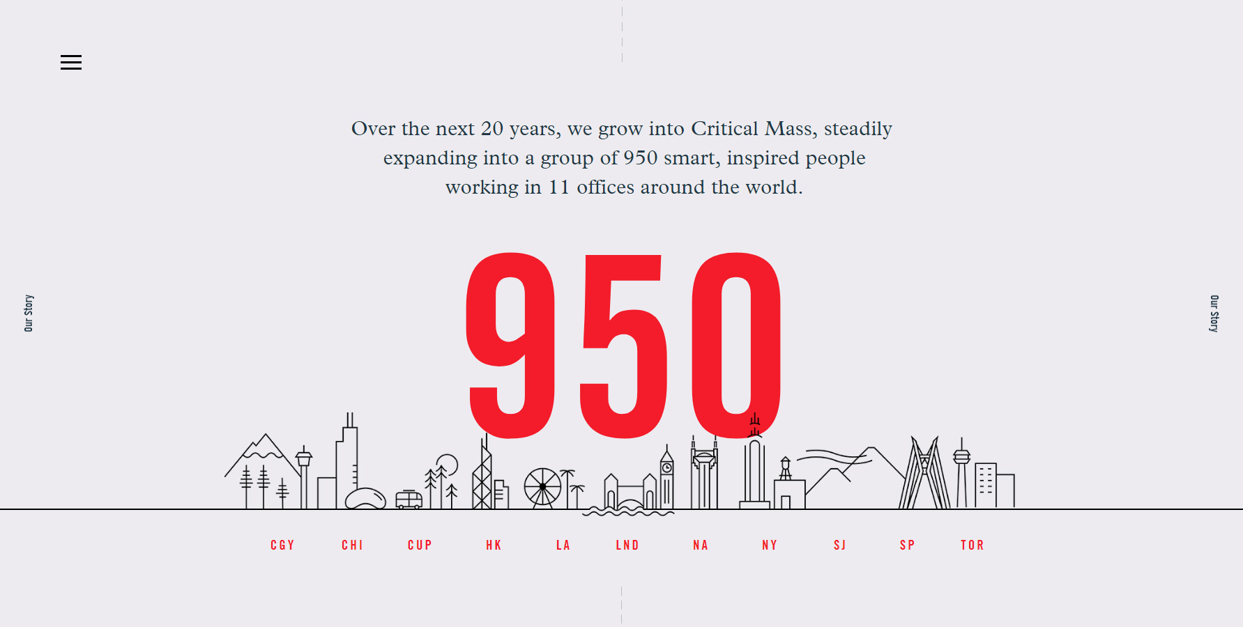 Critical Mass - Website of the Day
