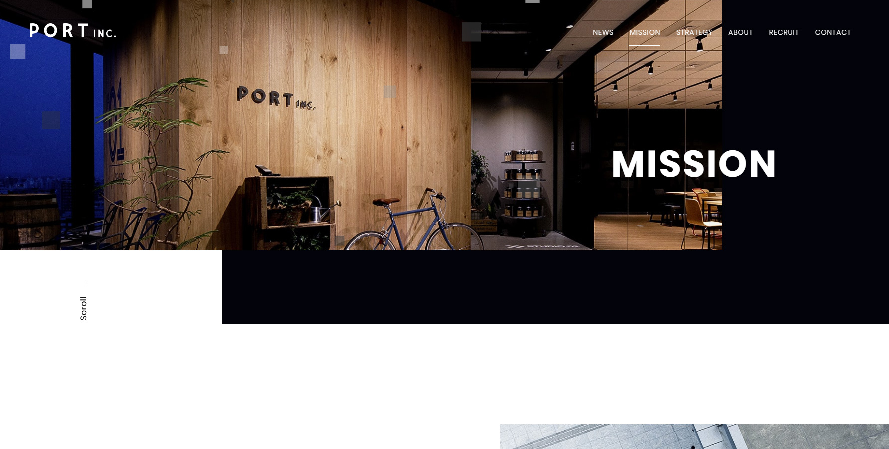 PORT INC. - Website of the Day