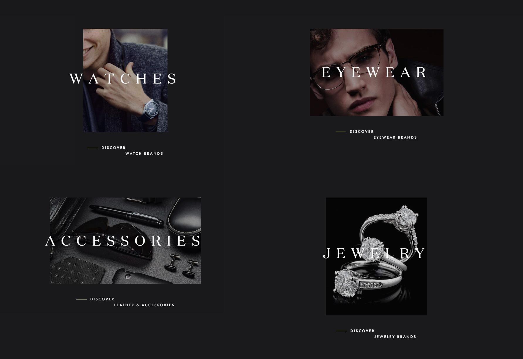 Rivoli Group - Website of the Day