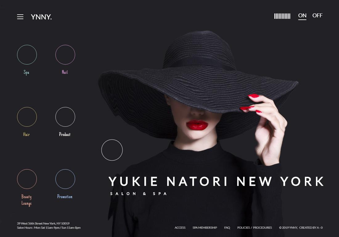 YUKIE NATORI NEW YORK