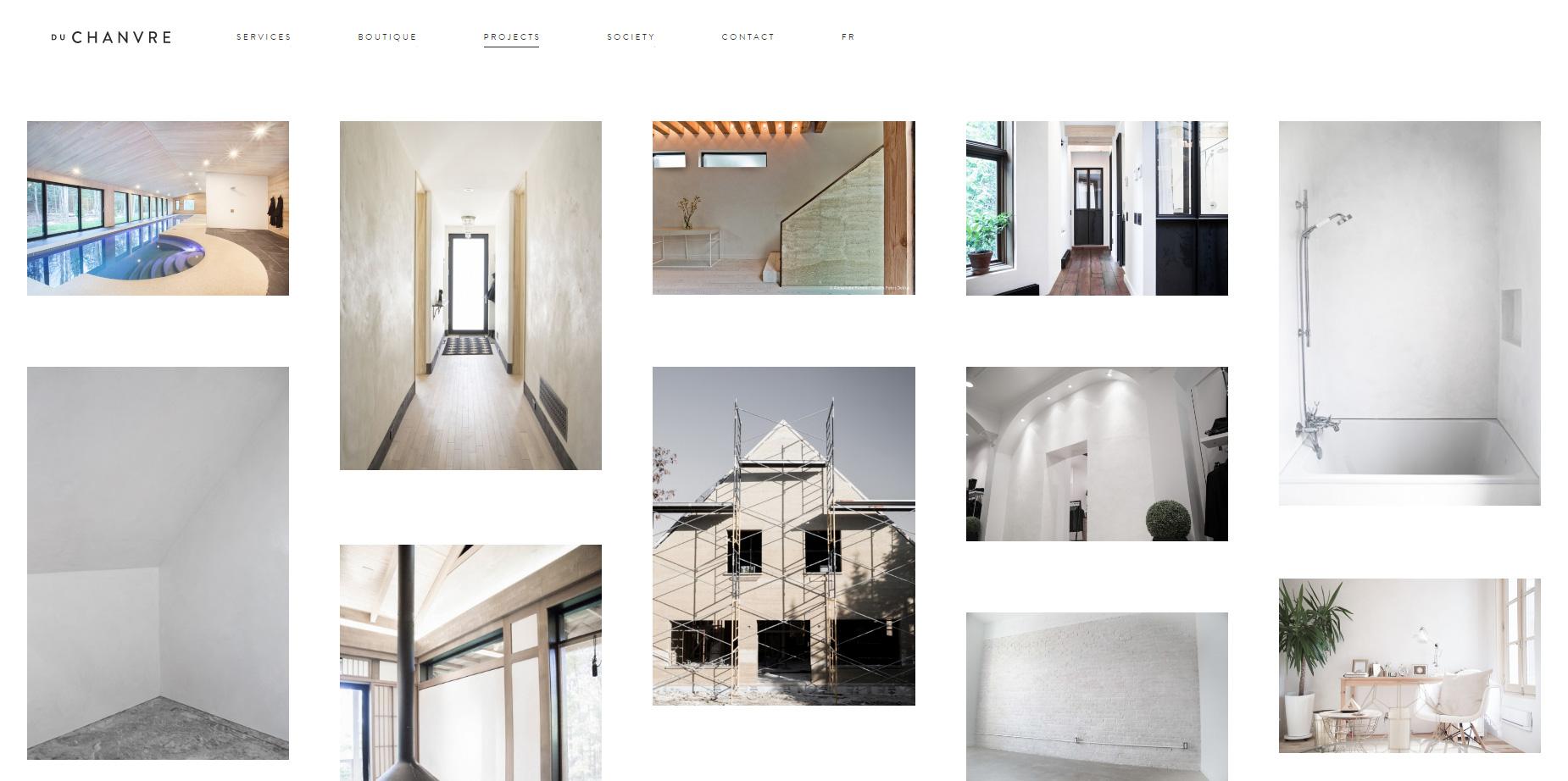DuChanvre - Website of the Day