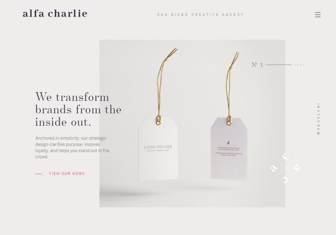 Alfa Charlie Creative Agency