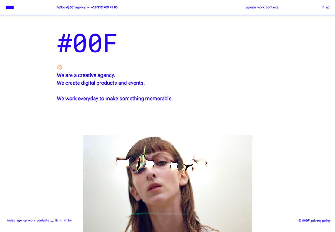 #00F Agency