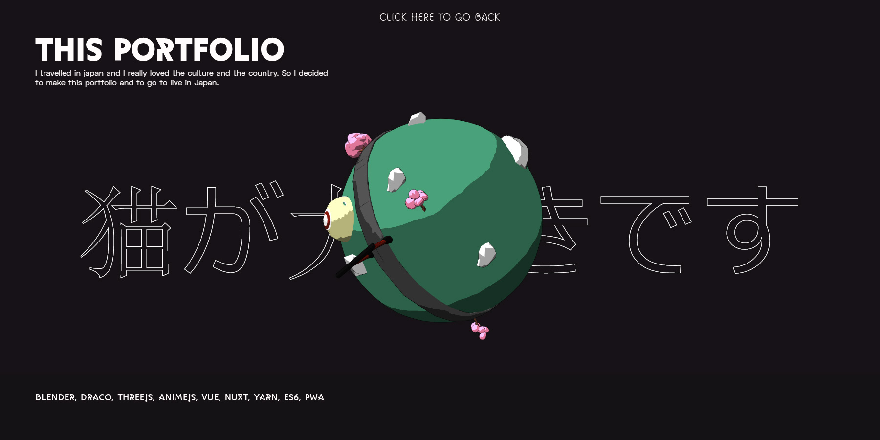 Renaud ROHLINGER - Portfolio - Website of the Day