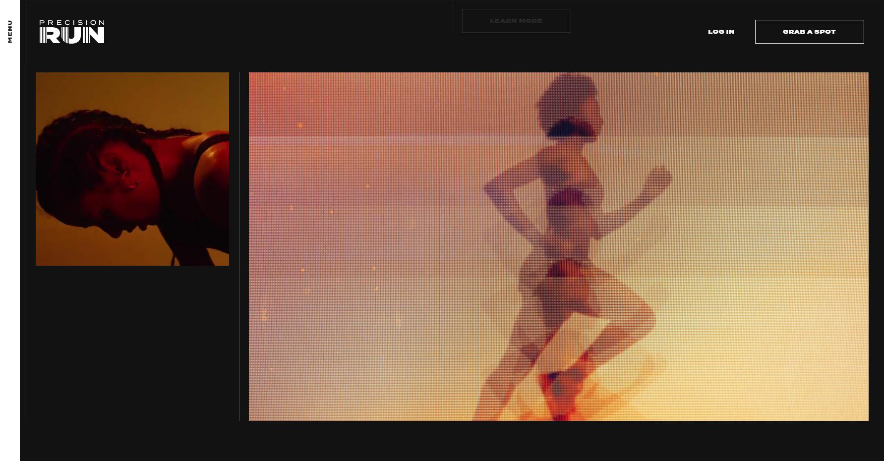 Precision Run - Website of the Day