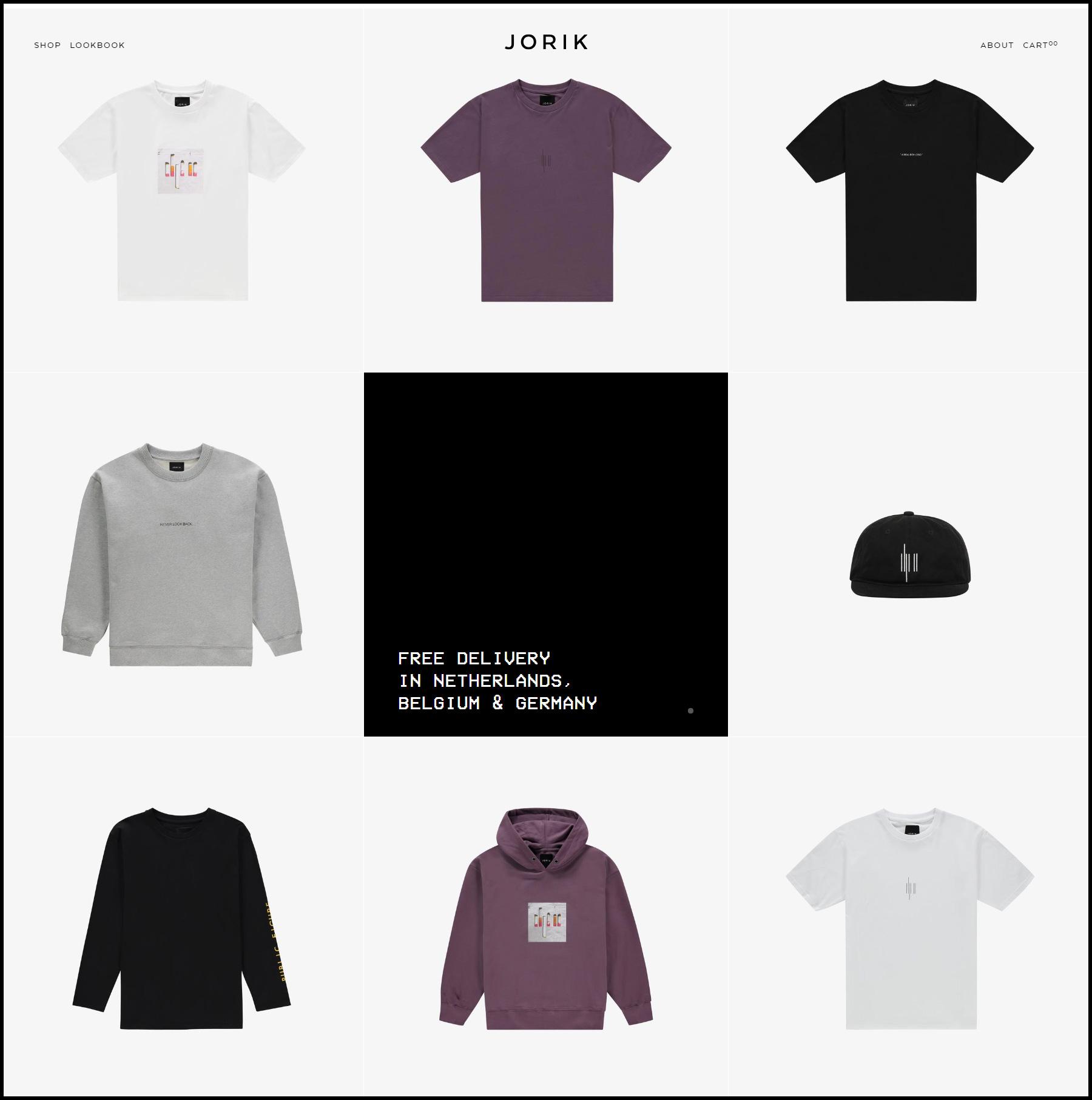 Jorik - Website of the Day