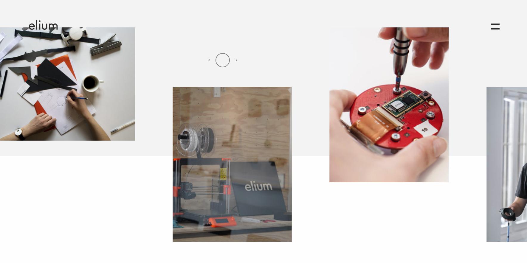 elium studio - Website of the Day
