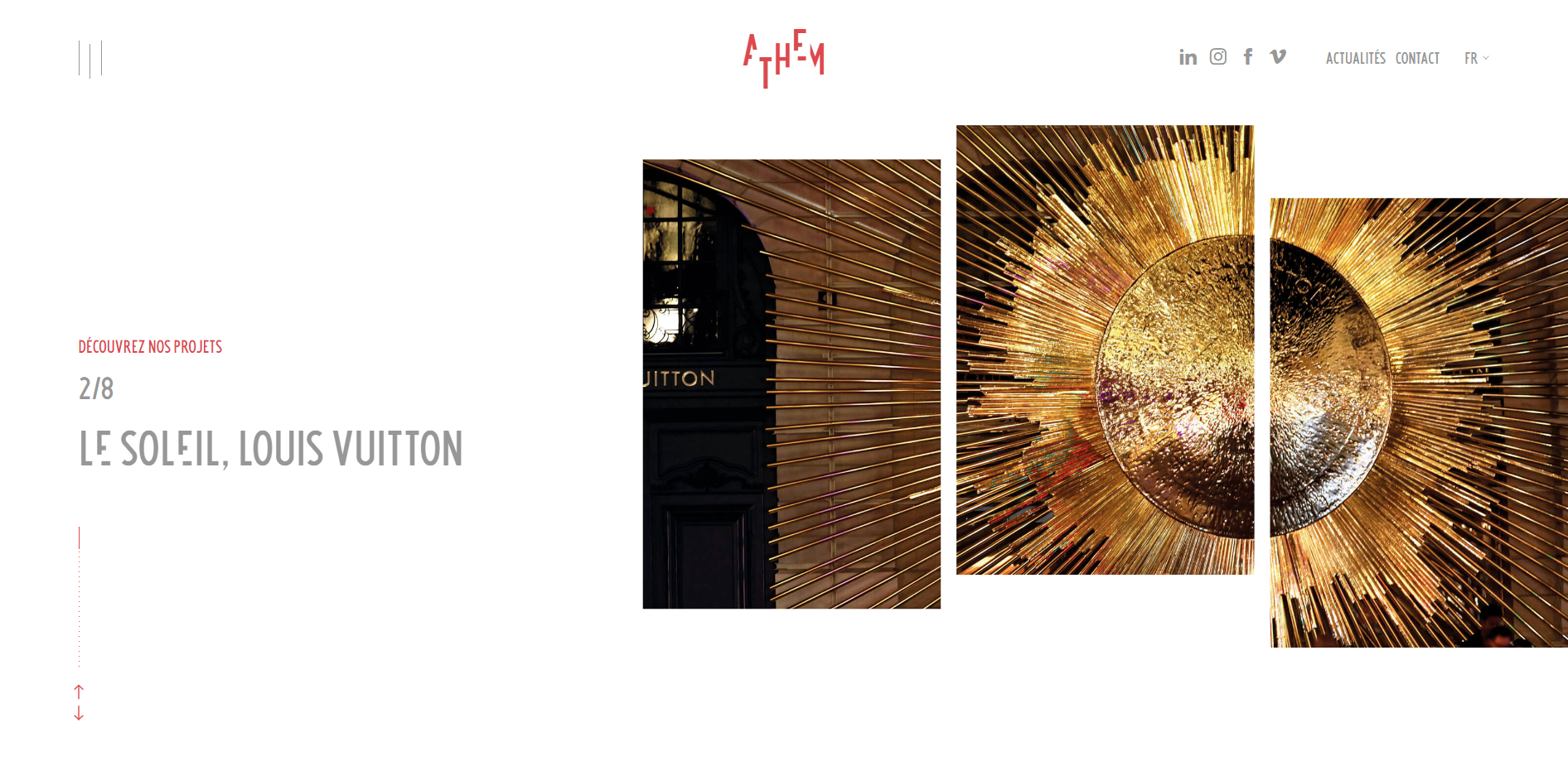 Athem - Website of the Day