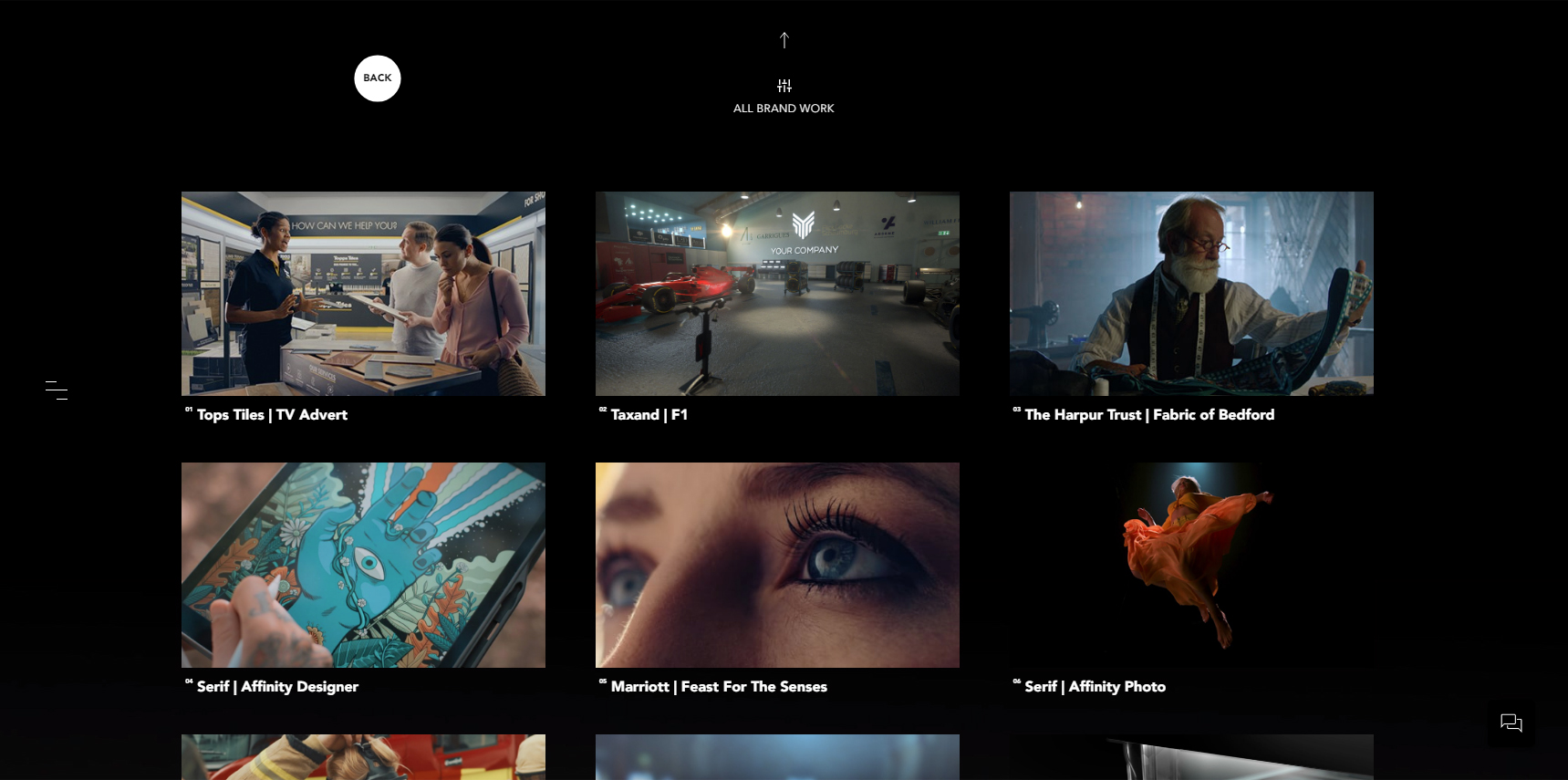Affixxius Films - Website of the Day