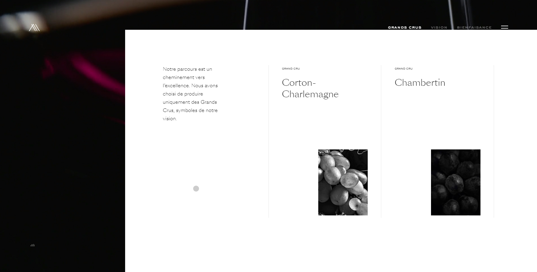 Millemann Wines - Website of the Day