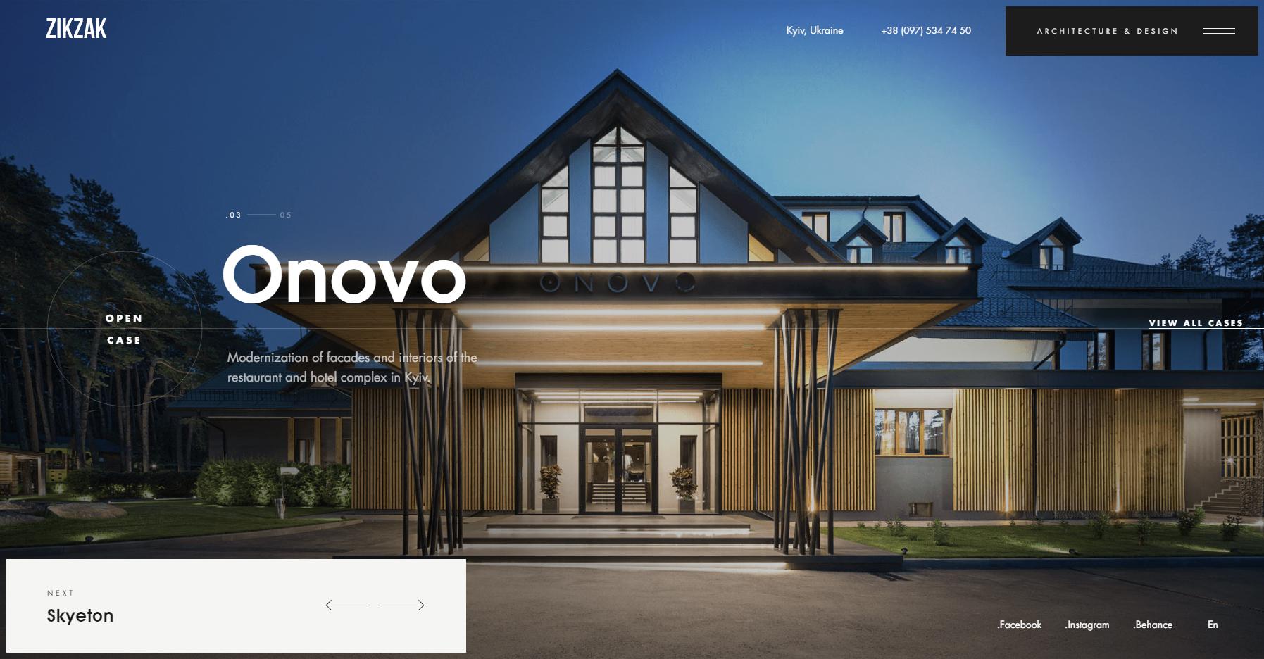 ZIKZAK - Website of the Day