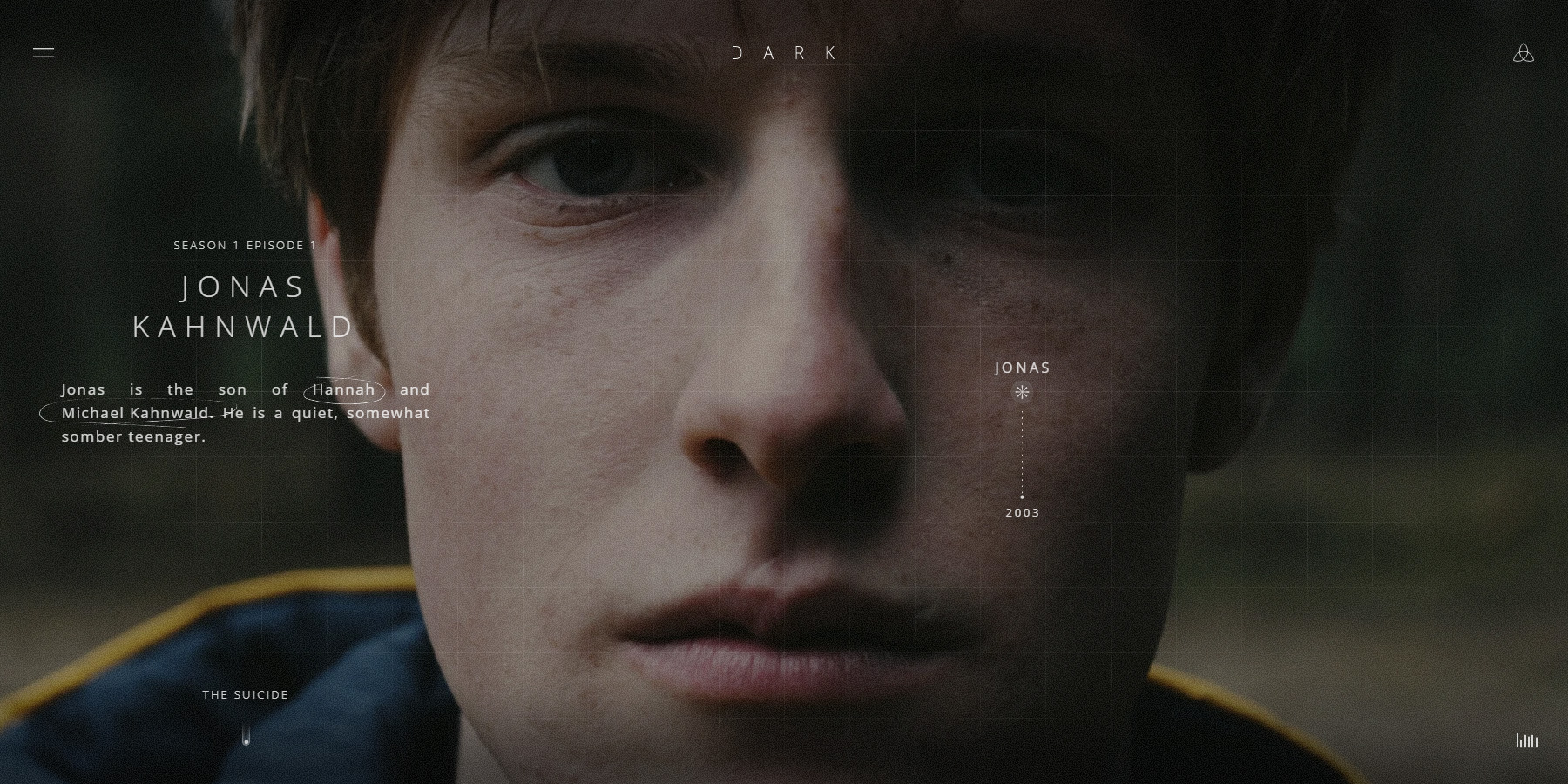 DARK: Official Netflix Guide - Website of the Day