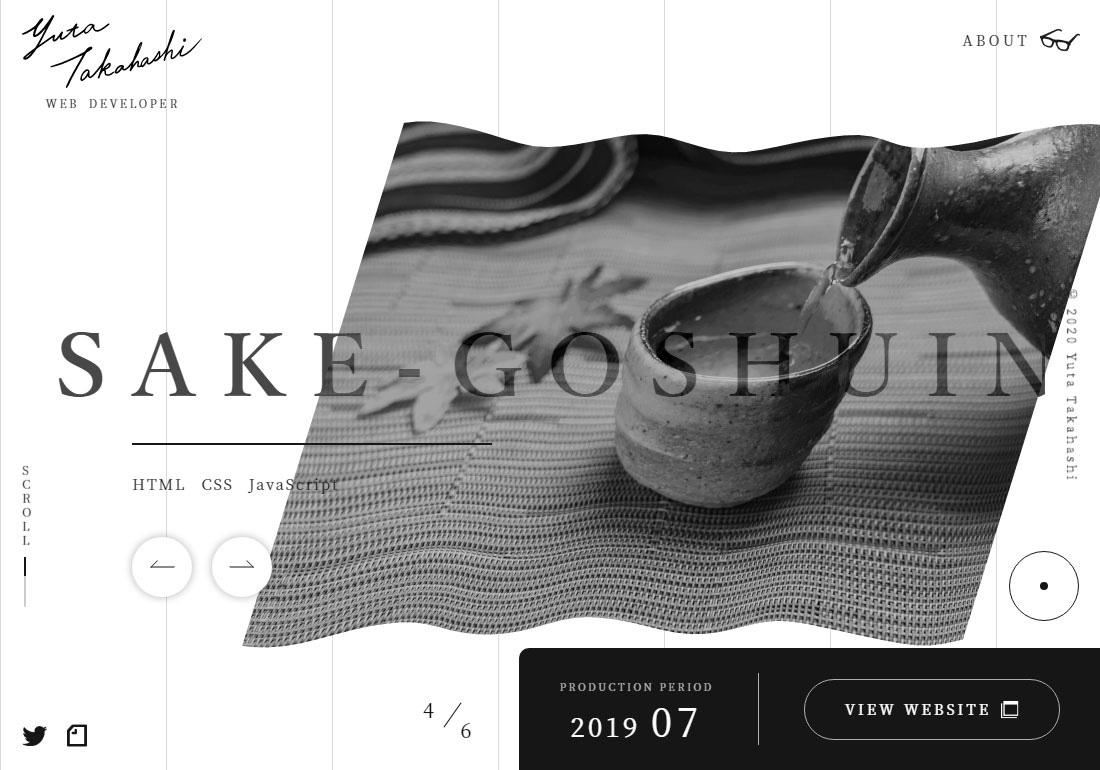 Yuta Takahashi - Portfolio