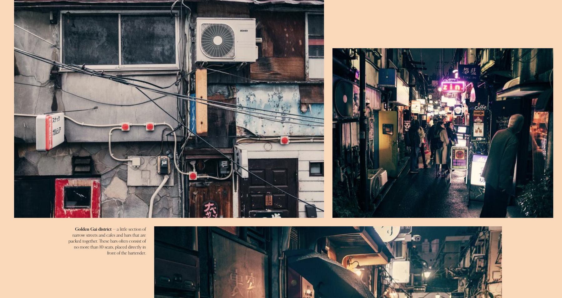 Monokai: a trip through Japan - Website of the Day