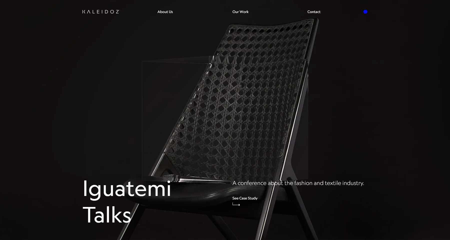 Kaleidoz™ Design Website - Website of the Day