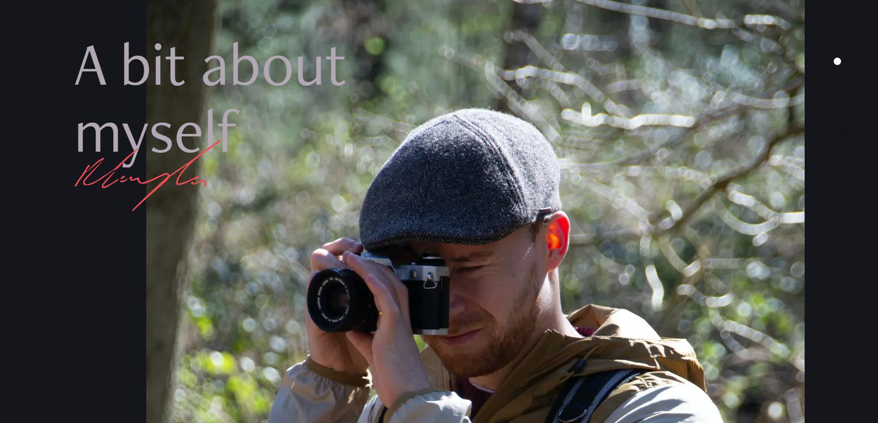 Ruud Luijten Photography - Website of the Day