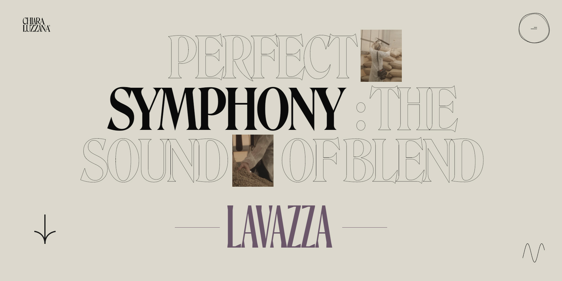 Chiara Luzzana – Sound Designer - Website of the Day