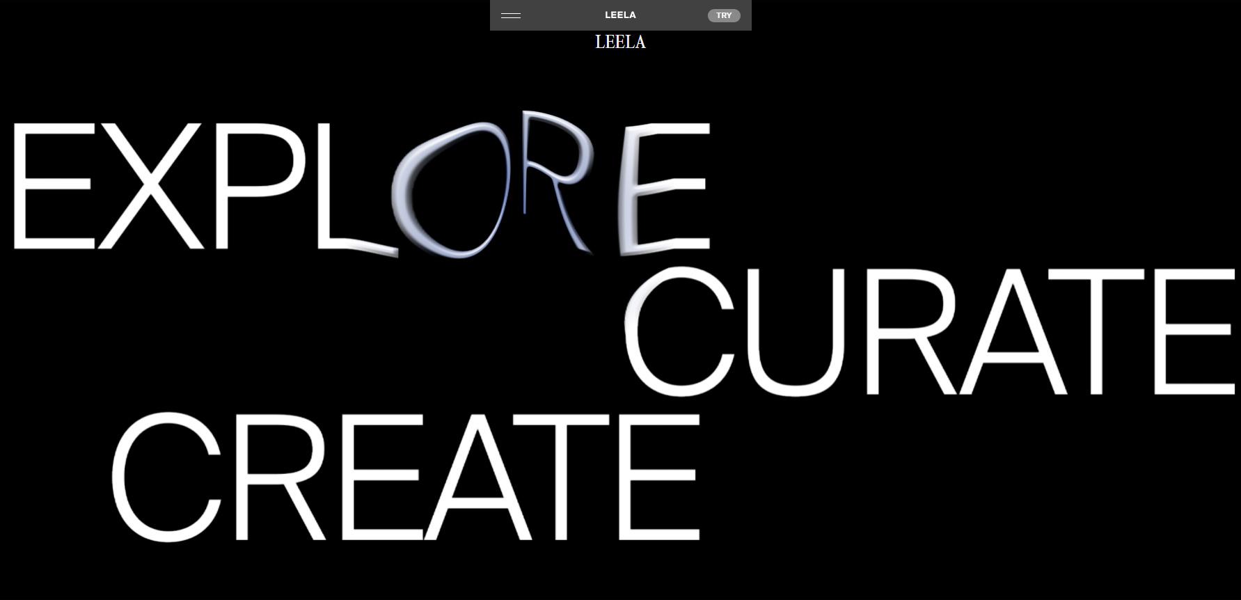 LEELA Beta - Website of the Day