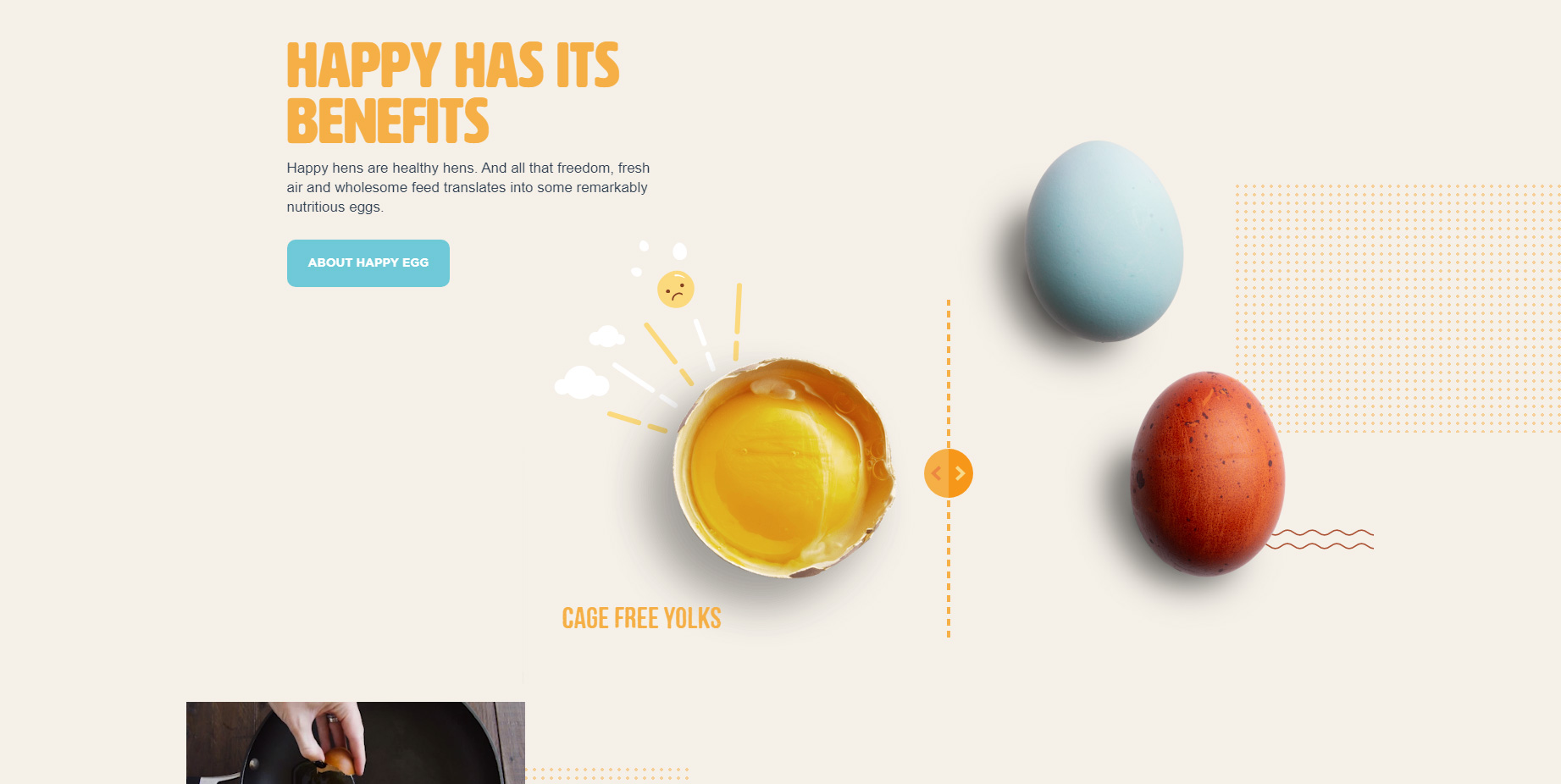 Happy Egg - Website of the Day