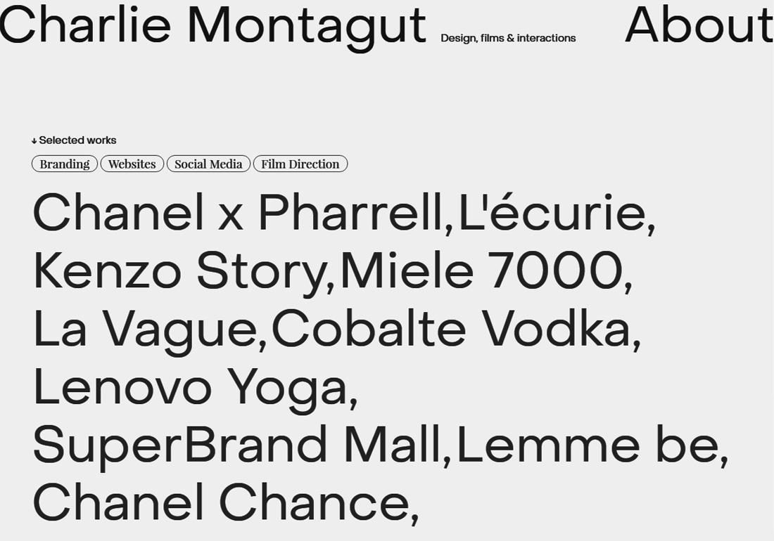 Charlie Montagut